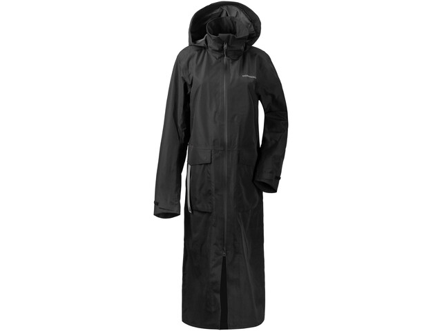 DIDRIKSONS Nadja Coat Women, black